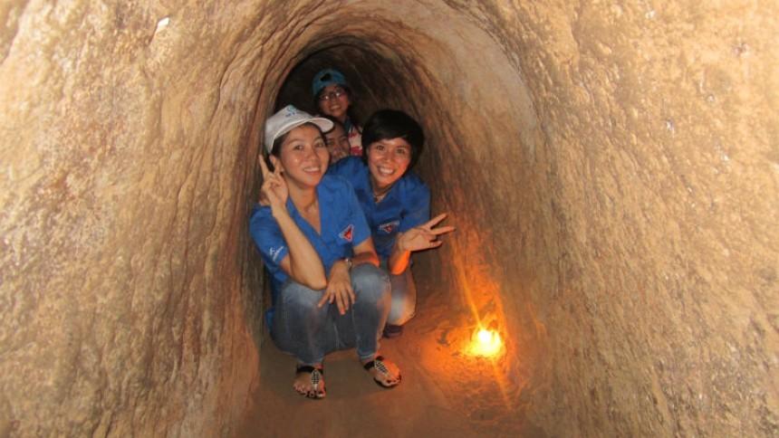 Tour Du Lịch City Sài Gòn - Địa Đạo Củ Chi 1 Ngày