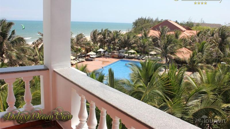 Dessole Sea Lion Beach Resort Mui Ne