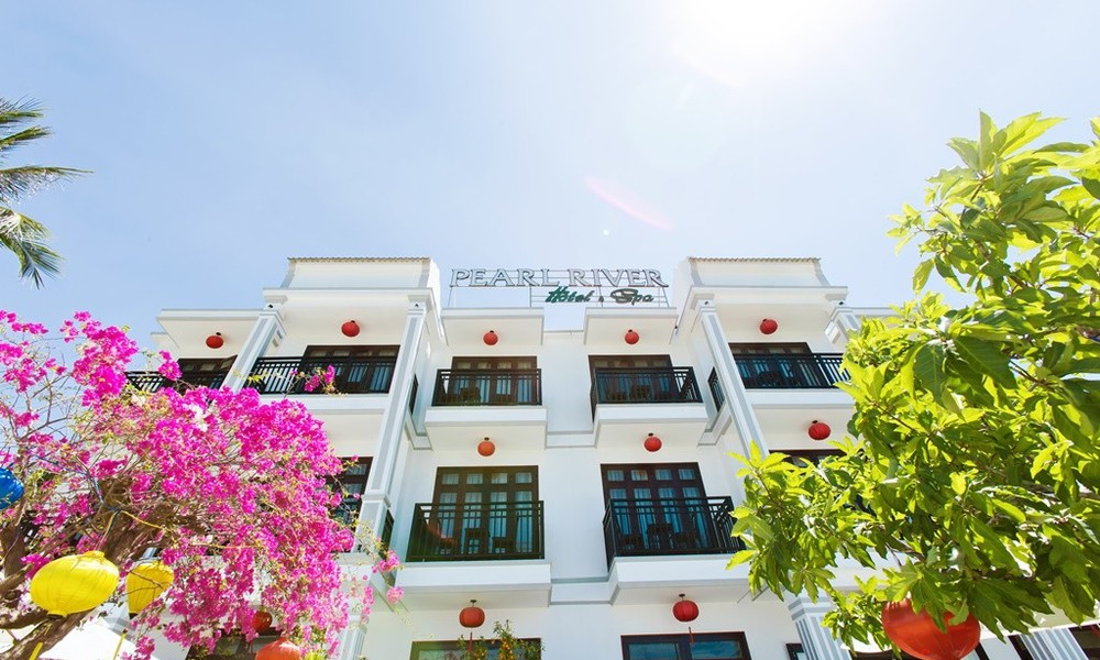 Pearl River Hội An Hotel & Spa