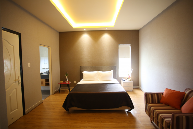 Diamond Suite  Apartment Hai Ba Trưng