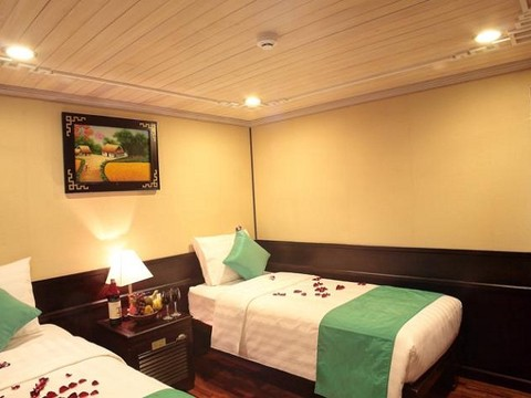 Halong Glory Premium Cruise