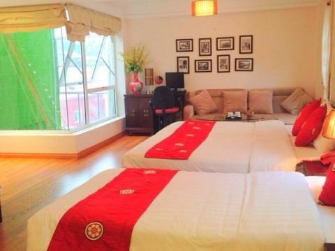 Khách sạn Hà Nội Cozy 1